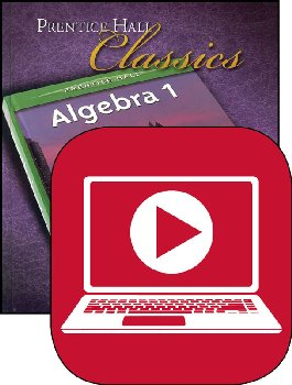 Algebra I Online Instructional Videos (Streaming)