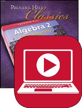Algebra II Online Instructional Videos (Streaming)