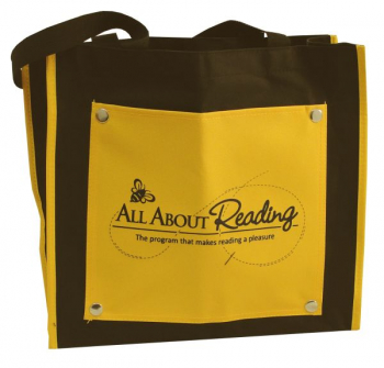 All About Reading Tote Bag