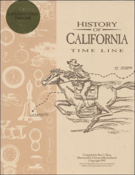California History 2-Timeline Pack