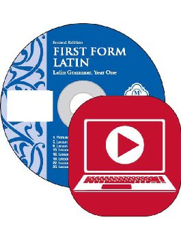 First Form Latin Pronunciation Audio (Streaming)