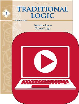 Traditional Logic I Online Instructional Videos (Streaming)