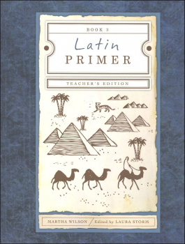 Latin Primer 3: Teacher Book (3rd Edition)