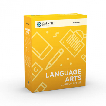 Calvert Language Arts Grade 1 Complete Set