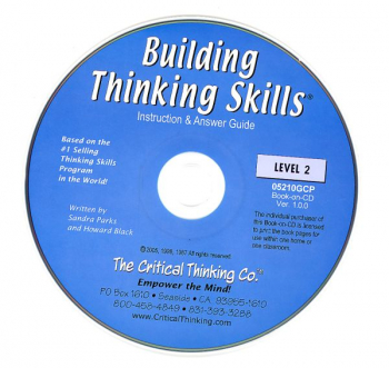 Building Thinking Skills Level 2 Teacher's Book-On-CD Grade 4-6
