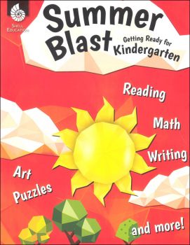 Summer Blast - Getting Ready for Kindergarten
