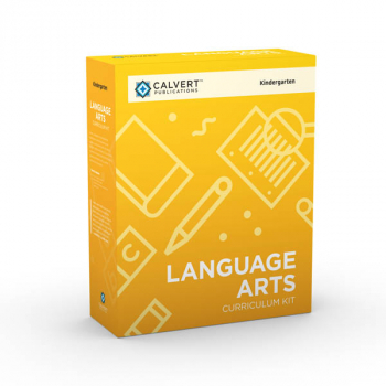 Calvert Language Arts K Complete Set