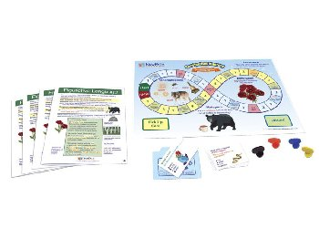 Figurative Language Learning Center Game - Grades 6-9
