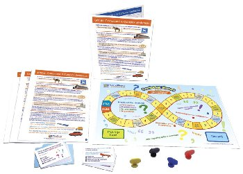 Simple, Compound and Complex Sentences Learning Center Game - Grades 6-9