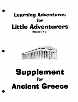 Supplement for Little Adventurers: Ancient Greece