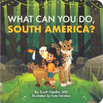 What Can You Do, South America?