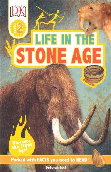 Life in the Stone Age (DK Reader Level 2)