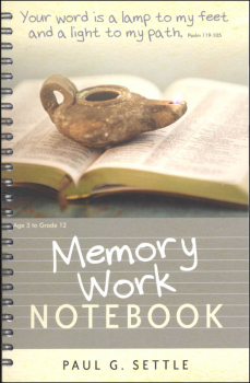 Memory Work Notebook
