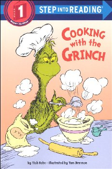 Cooking With the Grinch (Step into Reading Level 1)
