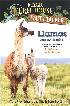 Llamas and the Andes (Magic Treehouse Fact Tracker)