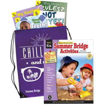 Summer Bridge Backpack: Grades PreK-K