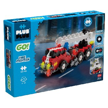 Go! Fire Fury Truck
