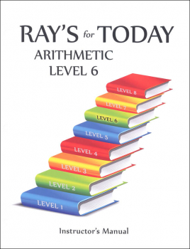 Ray's for Today Level 6 Instructor's Manual