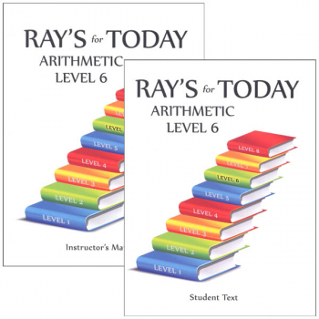 Ray's for Today Level 6 Set