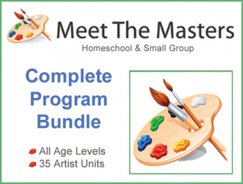Meet the Masters Complete Bundle A-G (All Ages)