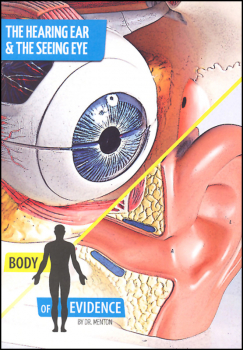 Body of Evidence 8: Hearing Ear & the Seeing Eye DVD