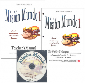 Mision Mundo 1 Package