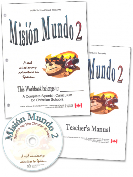 Mision Mundo 2 Package