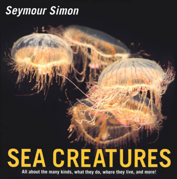 Sea Creatures (Seymour Simon)