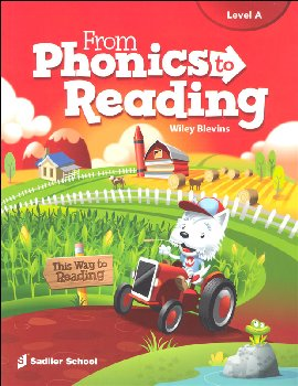 From Phonics to Reading Student Edition Grade 1 (Level A)