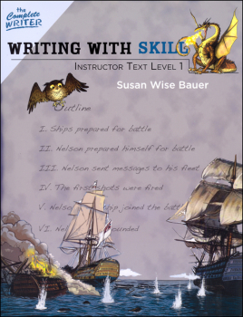 Complete Writer: Writing With Skill Level One Instructor Text