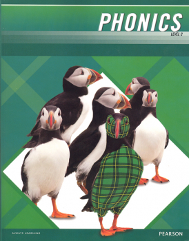 Plaid Phonics Student Level C (2011 Edition)