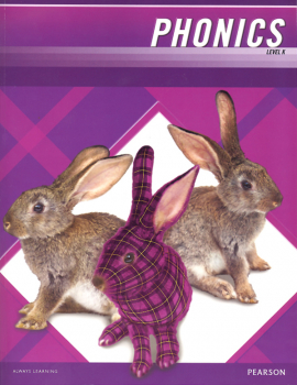 Plaid Phonics Student Level K (2011 Edition)