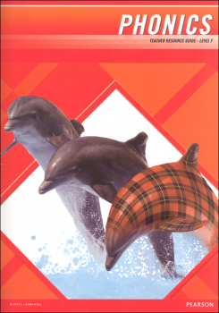 Plaid Phonics Teacher Resource Guide Level F (2011 Edition)