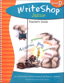 WriteShop Junior Level D Teacher's Guide