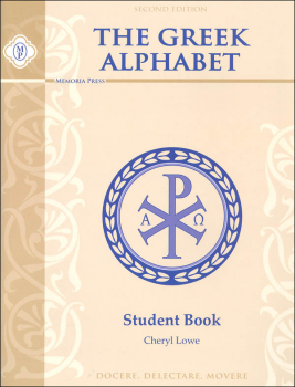 Greek Alphabet Book Second Edition