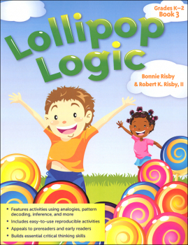 Lollipop Logic Book 3