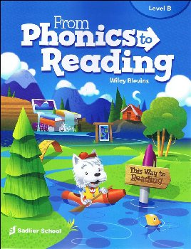 From Phonics to Reading Student Edition Grade 2