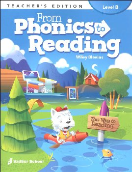 From Phonics to Reading Teacher Edition Grade 2