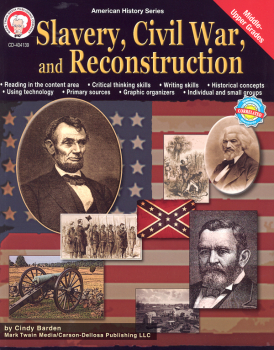 Slavery, Civil War, and Reconstruction (American History Series)
