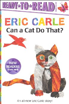 Can a Cat Do That? (Ready-to-Read Ready-to-Go!)