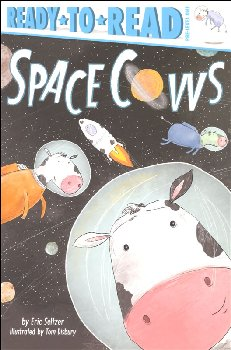 Space Cows (Ready-to-Read Pre-Level 1)