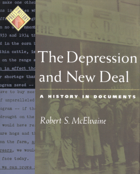 Depression and New Deal (Pages From History)