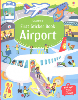 First Sticker Book - Airport
