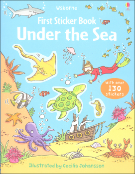 First Sticker Book - Under the Sea