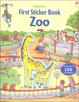 First Sticker Book - Zoo