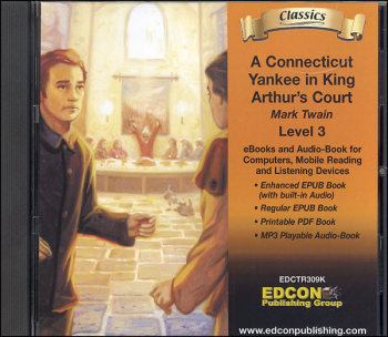 Connecticut Yankee in King Arthur's Court CD-ROM (Bring the Classics to Life)