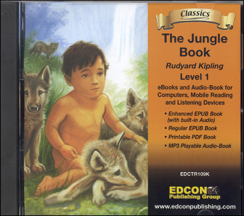 Jungle Book CD-ROM (Bring the Classics to Life)