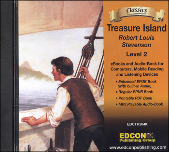 Treasure Island CD-ROM (Bring the Classics to Life)
