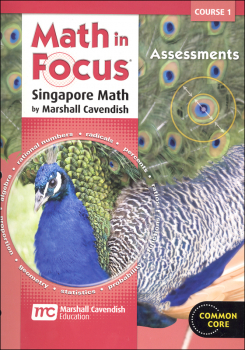 Math in Focus Course 1 Assessments (Gr 6)