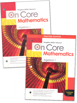 On Core Mathematics Bundle Algebra 1